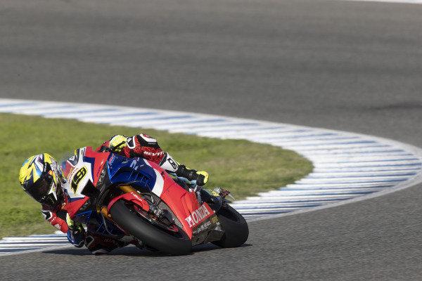 Alvaro Bautista, Team HRC.