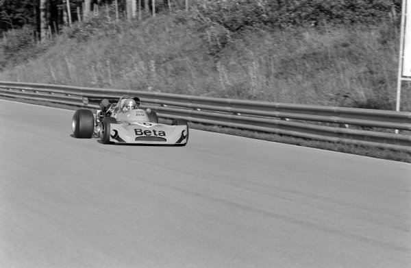 Vittorio Brambilla, March 732 BMW.