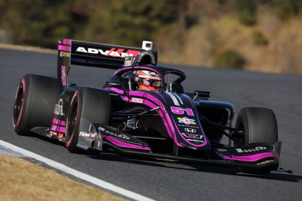 Charles Milesi ( #51 Buzz Racing with B-Max, Dallara SF19 Honda) Photo: Yukio Yoshimi