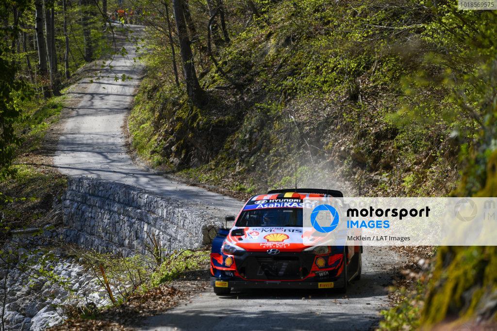 Rally Croatia