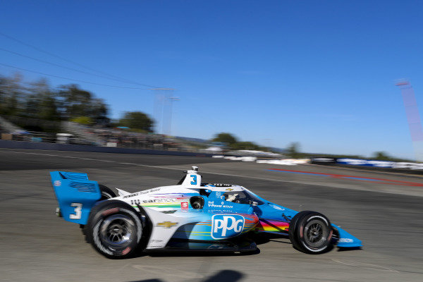 #3: Scott McLaughlin, Team Penske Chevrolet