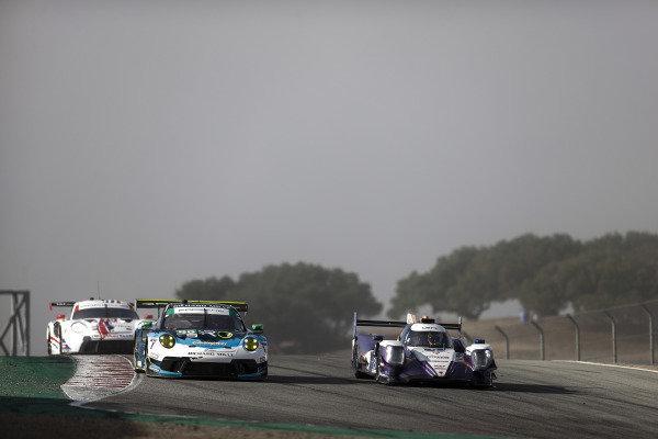 #79: WeatherTech Racing Porsche 911 RSR - 19, GTLM: Cooper MacNeil, Matt Campbell, #88: Team Hardpoint EBM Porsche 911 GT3R, GTD: Katherine Legge, Rob Ferriol, #8: Tower Motorsport ORECA LMP2 07, LMP2: John Farano, Gabriel Aubry
