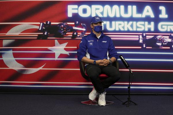 Mick Schumacher, Haas F1 press conference