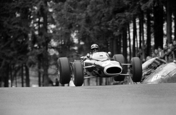 Graham Hill, BRM P261.