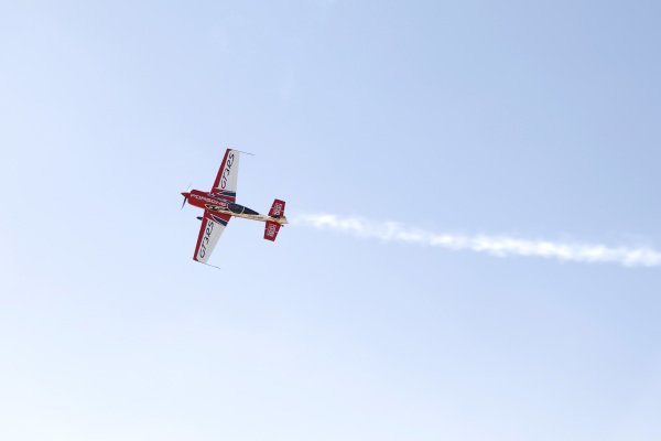 Plane show.
