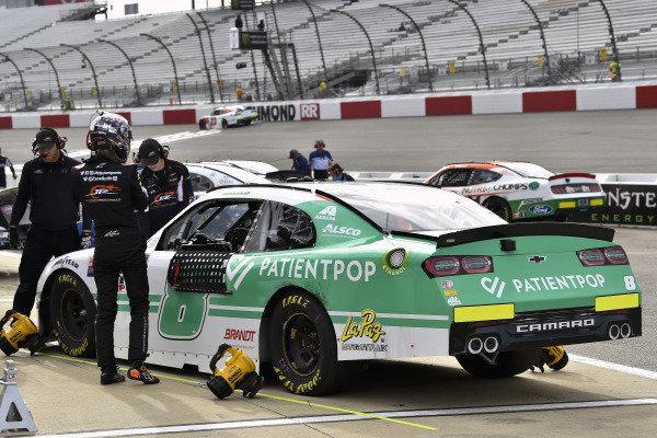 #8: Zane Smith, JR Motorsports, Chevrolet Camaro PatientPop