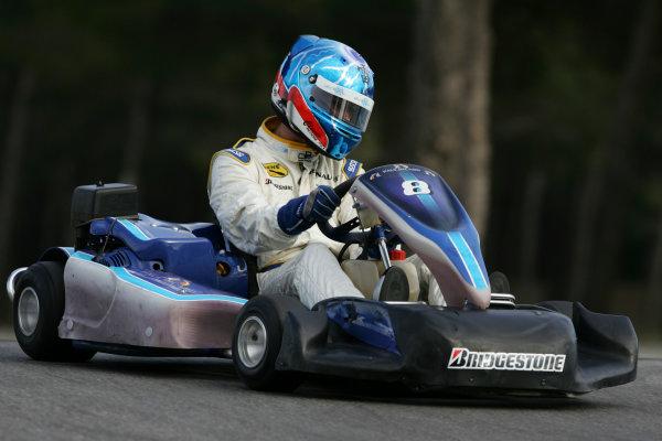 2005 GP2 Karting Challenge13th June 2005Clivio Piccione (MC, Durango). Action. Circuit Paul Ricard, FranceWorld Copyright: GP2 SeriesDigital Image Only