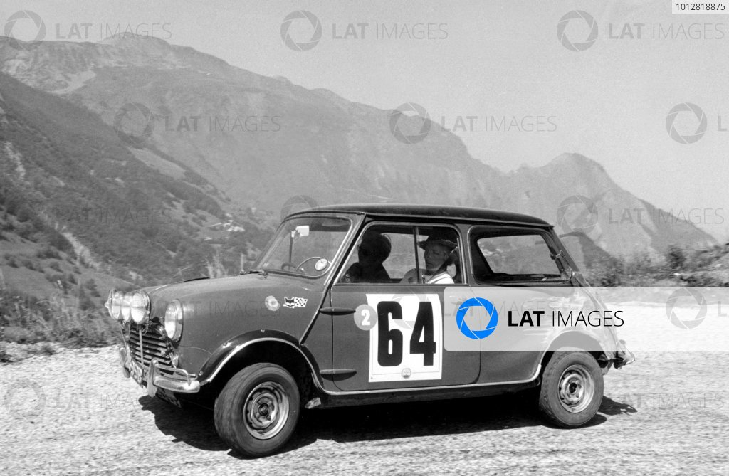1966 Alpine Rally