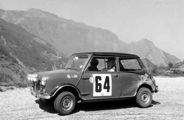 1966 Alpine Rally