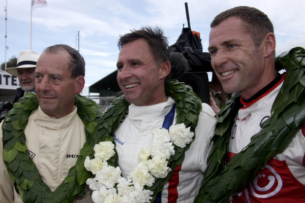 Goodwood Estate, West Sussex. 15th - 18th September 2011.