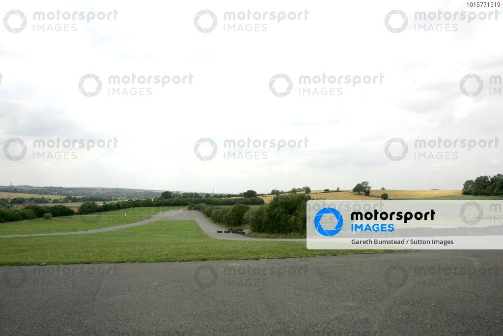 Donington Park Track Feature