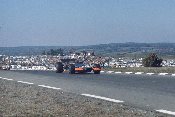 1969 United States Grand Prix.Watkins Glen, New York, USA.3-5 October 1969.Jackie Oliver (BRM P139).Ref-69 USA 03.World Copyright - LAT Photographic