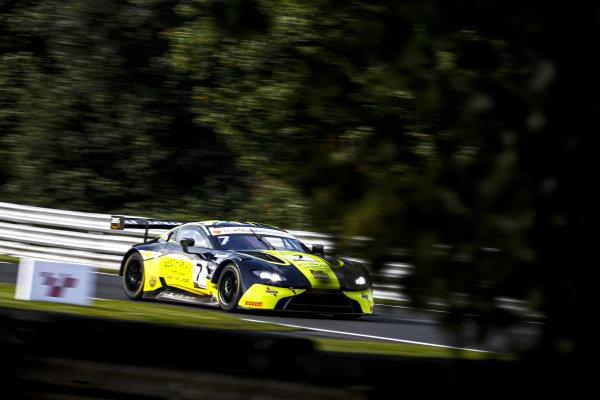 #7 Andrew Howard / Jonny Adam - Beechdean AMR Aston Martin Vantage GT3