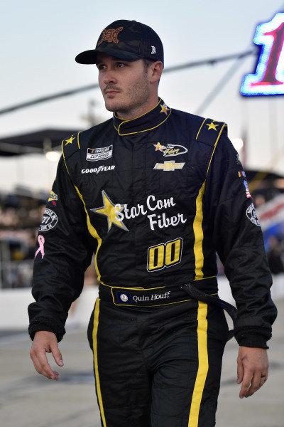 #00: Quin Houff, StarCom Racing, Chevrolet Camaro Trucker Appreciation