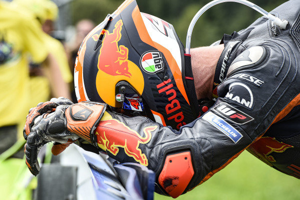 Pol Espargaro, Red Bull KTM Factory Racing, Breakdown
