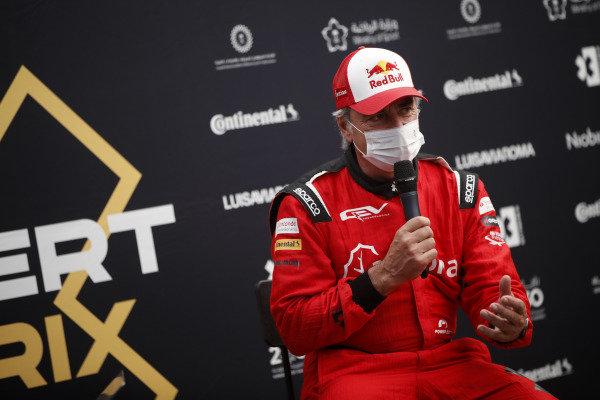 Carlos Sainz (ESP), Acciona   Sainz XE Team