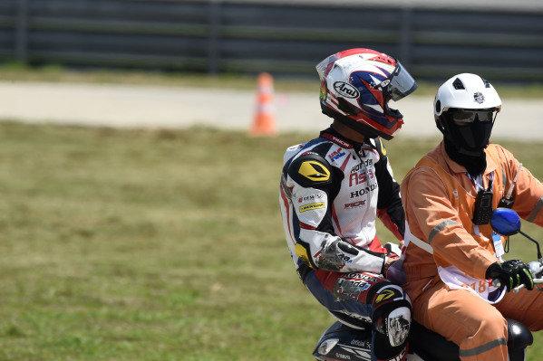 Nakarin Atiratphuvapat, Idemitsu Honda Team Asia.