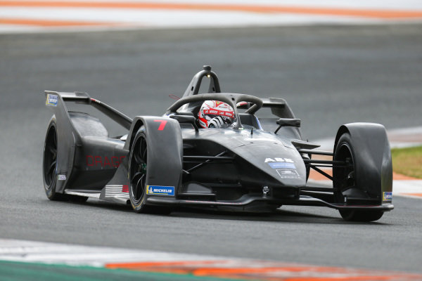 Circuit Ricardo Tormo, Valencia, Spain