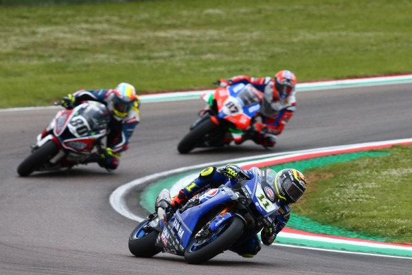 Sandro Cortese, GRT Yamaha WorldSBK, Barbera, World SBK.