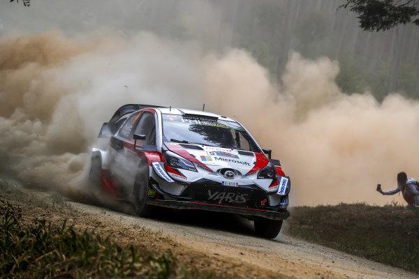Esapekka Lappi, Toyota Gaza Racing, Toyota Yaris WRC 2018