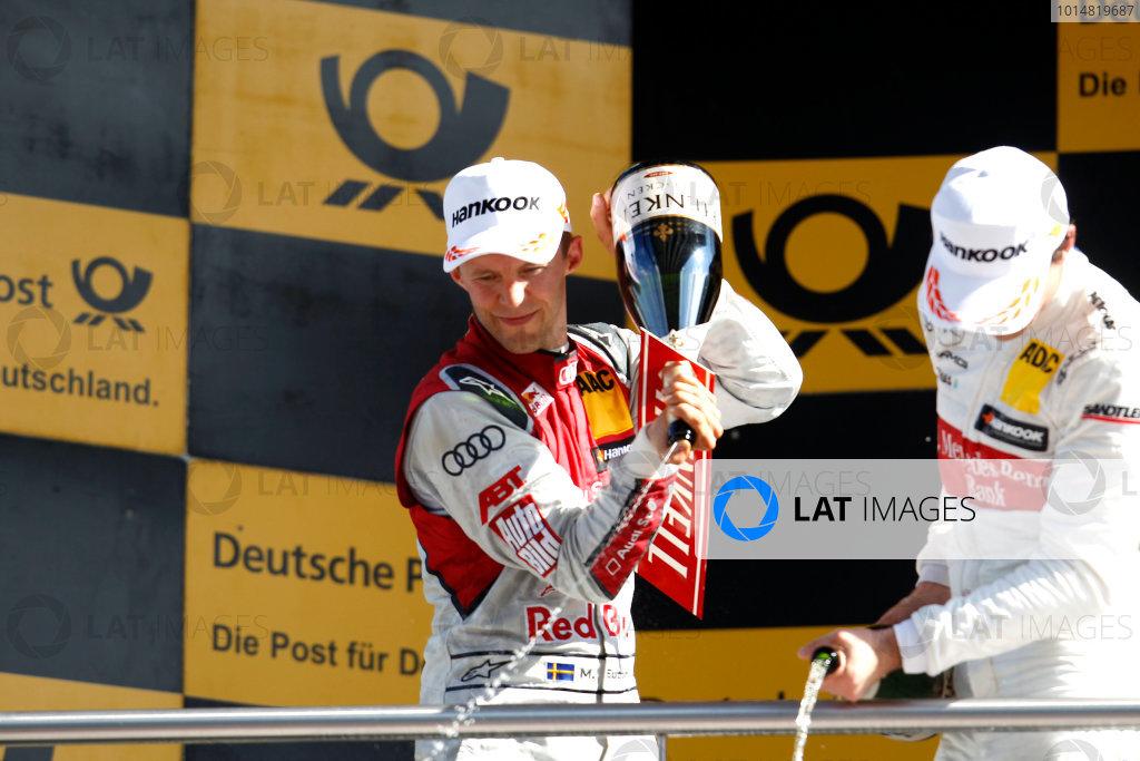 Round 2 - Lausitzring