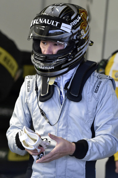 Kamui Kobayashi (JPN) Caterham. Formula One Testing, Jerez, Spain, Day Four, Friday 31 January 2014.