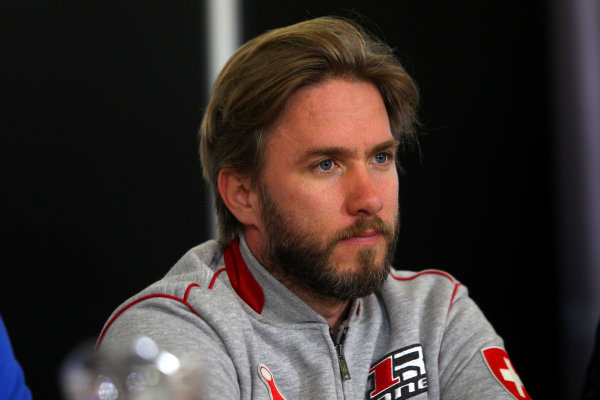 2015 FIA World Endurance Championship, Nurburgring, Germany. 28th - 30th August 2015. Nick Heidfeld Rebellion Racing Rebellion R1 AER. World Copyright: Ebrey / LAT Photographic.