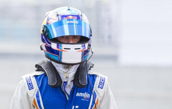 Antonio Felix da Costa (PRT) - Amlin Aguri at Formula E Championship, Rd9, Moscow, Russia, 4-6 June 2015.