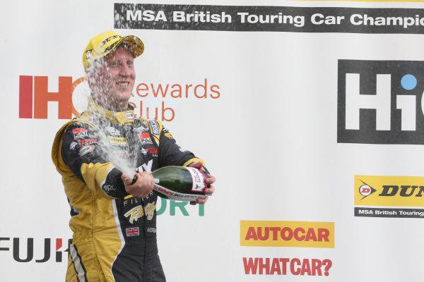 2016 British Touring Car Championship, Silverstone, 17th-18th September 2016, Adam Morgan (GBR) WIX Racing Mercedes A-Class  World Copyright. Jakob Ebrey/LAT Photographic.