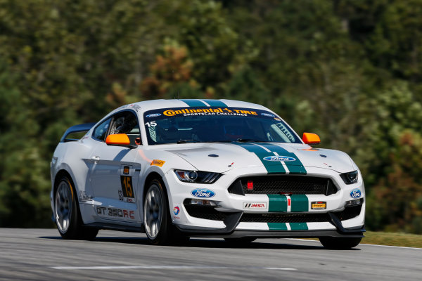 28-30 September, 2016, Braselton, Georgia USA 15, Ford, Shelby GT350R-C, GS, Scott Maxwell, Billy Johnson ?2016, Jake Galstad LAT Photo USA