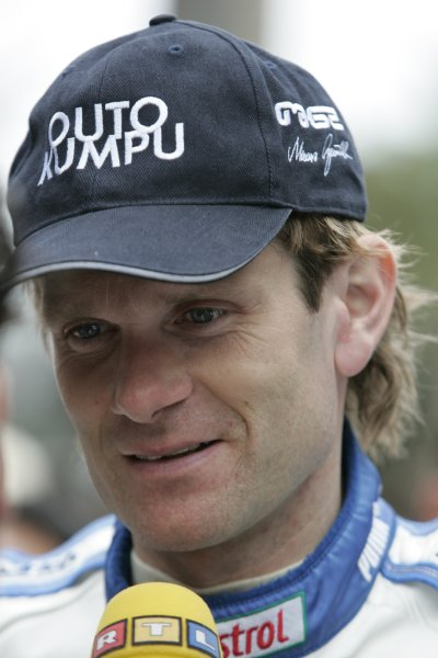 2007 FIA World Rally Champs. Round 6Rally Argentina, 3 May - 6 May Markus Gronholm, Ford, portraitWorld Copyright: McKlein/LAT