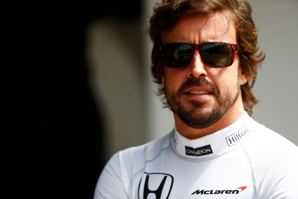 Red Bull Ring, Spielberg, Austria. Saturday 08 July 2017. Fernando Alonso, McLaren.  World Copyright: Andy Hone/LAT Images ref: Digital Image _ONY0372