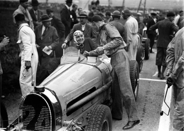 Peronne, France. 26 May 1935.