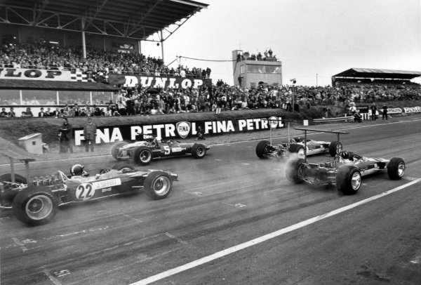 1968 British Grand Prix.
