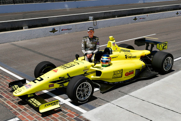 Davey Hamilton, Jr. (R) Boise, Idaho Indianapolis, IN Team Pelfrey Ackerman - St. Louis, MO