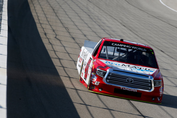 NASCAR Camping World Truck Series TheHouse.com 225 Chicagoland Speedway, Joliet, IL USA Thursday 14 September 2017 Justin Fontaine, ProMatic Automation Toyota Tundra World Copyright: Lesley Ann Miller LAT Images
