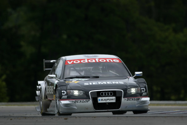 2005 DTM (German Touring Car) ChampionshipBrno, Czech Republic 4-5th June 2005 Allan McNish (Abt Audi A4) World Copyright: Andrew Ferraro/LAT Photographic Ref: Digital Image Only.