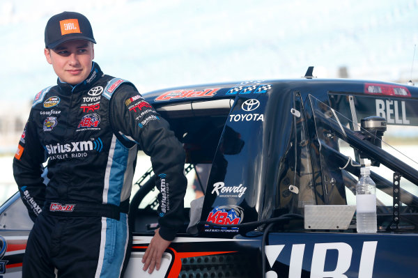 NASCAR Camping World Truck Series Ford EcoBoost 200 Homestead-Miami Speedway, Homestead, FL USA Friday 17 November 2017 Christopher Bell, JBL Toyota Tundra World Copyright: Matthew T. Thacker LAT Images