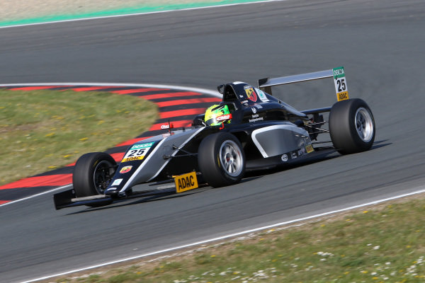 Mick Schumacher (GER) Van Amersfoort Racing at German Formula Four Championship, Rd1, Oschersleben, Germany, 24-26 April 2015.