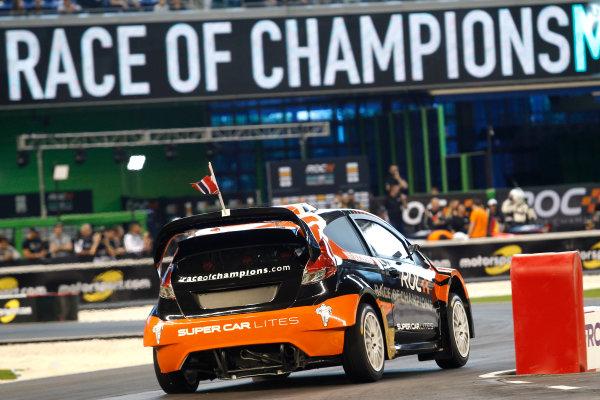 2017 Race of Champions Miami, Florida, USA Saturday 21 January 2017 Petter Solberg, RX Supercar Lite World Copyright: Alexander Trienitz/LAT Photographic ref: Digital Image 2017-RoC-MIA-AT2-0892