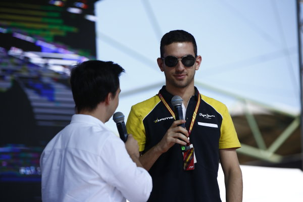 2017 FIA Formula 2 Round 7. Hungaroring, Budapest, Hungary. Saturday 29 July 2017. Nicholas Latifi (CAN, DAMS).  Photo: Andy Hone/FIA Formula 2. ref: Digital Image _ONY0679