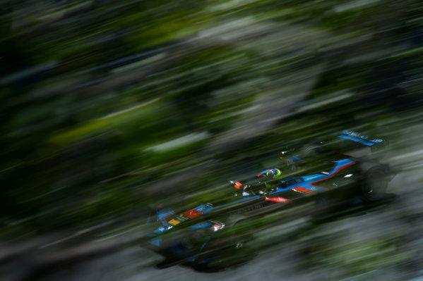Hungaroring, Budapest, Hungary.  Sunday 30 July 2017. Tom Dillmann (FRA), Venturi, Spark-Venturi, Venturi VM200-FE-02. World Copyright: Patrik Lundin/LAT Images  ref: Digital Image PL2_1122 copy