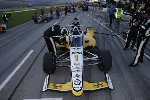 Josef Newgarden, Team Penske Chevrolet Copyright: Chris Jones - IMS Photo