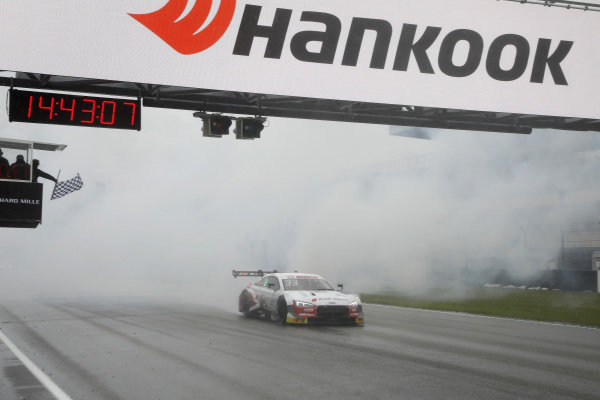 Champion René Rast, Audi Sport Team Rosberg, Audi RS 5 DTM.