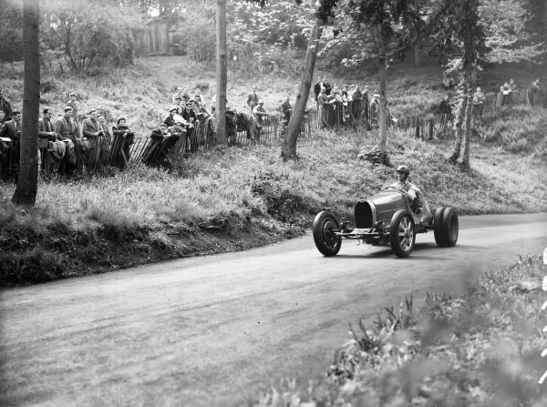 PJ Stubberfield, Bugatti.