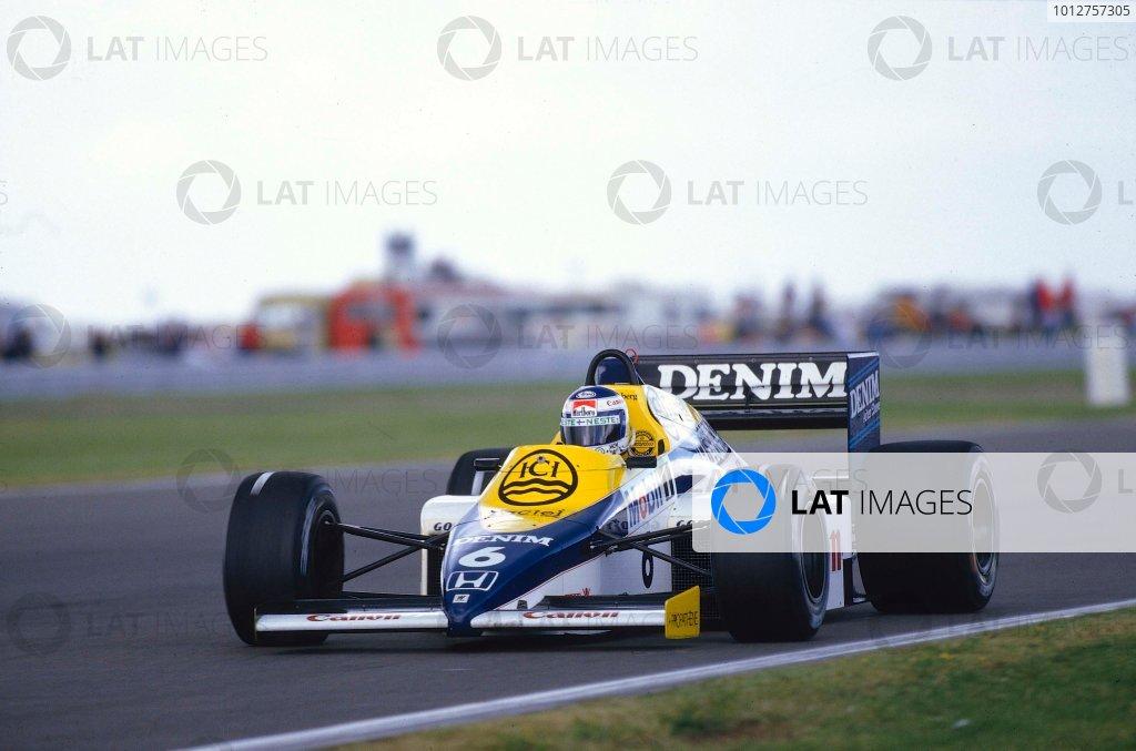 1985 British Grand Prix.