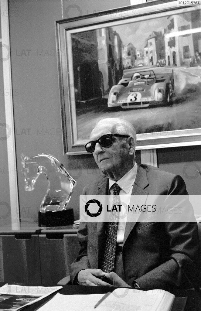 1983 Enzo Ferrari