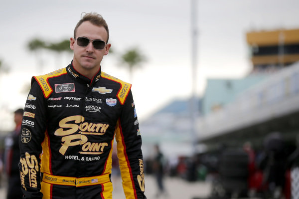 #21: Daniel Hemric, Richard Childress Racing, Chevrolet Camaro South Point Hotel & Casino