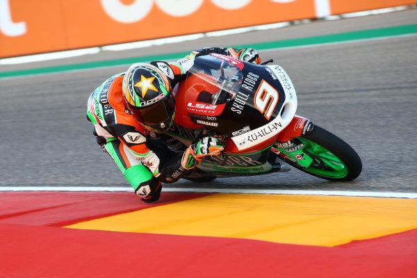 Davide Pizzoli, RBA Racing Team.