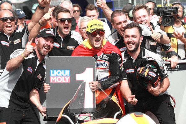 Aron Canet, Max Racing Team